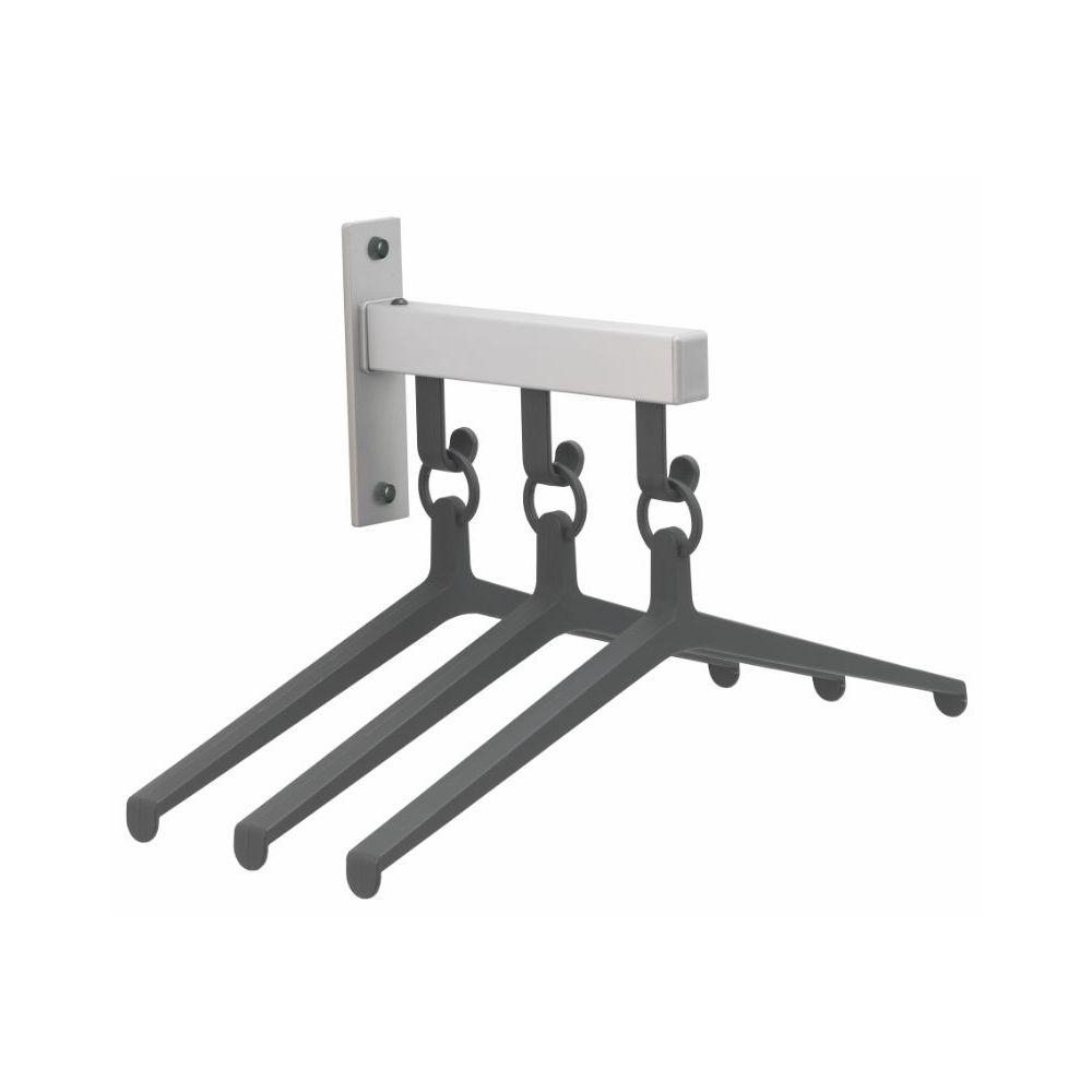 Ilium H22K garderobe element met 4 hangers