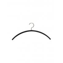 Van Esch Tubulus 100 kledinghanger (set van 5) - zwart