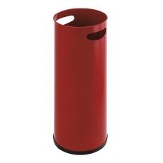 Basic metalen paraplustandaard - rood