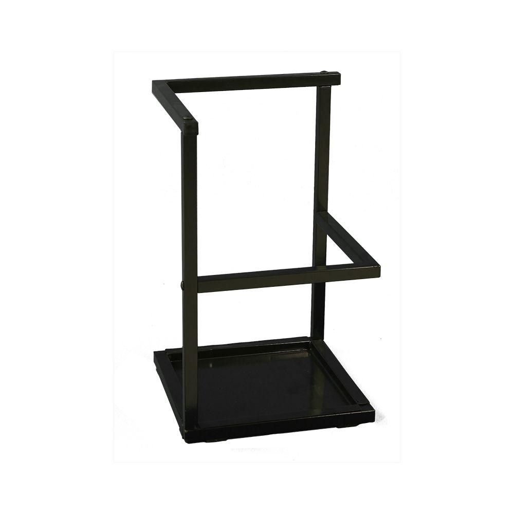 Basic paraplustandaard Linear - zwart
