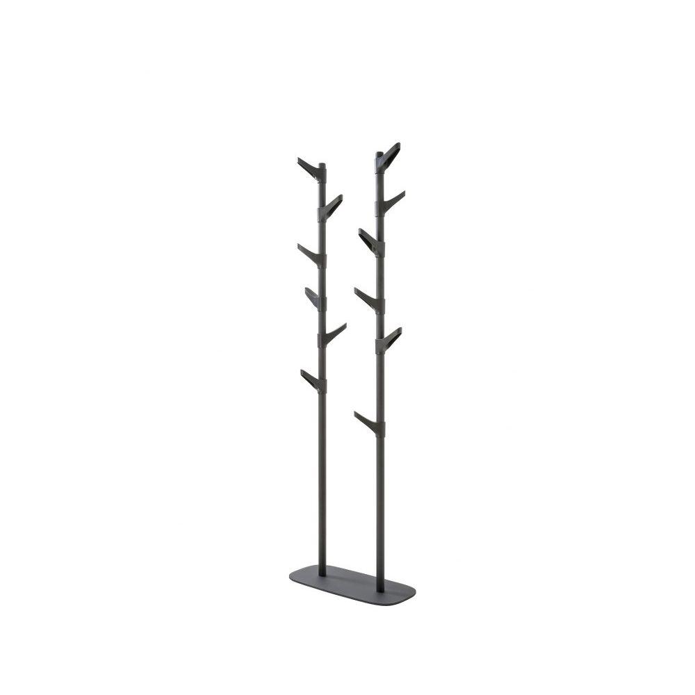 Van Esch Slide G2 garderobestandaard - zwart
