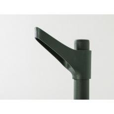 Van Esch Slide G2 garderobestandaard - donkergroen
