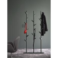 Van Esch Slide G3 garderobestandaard - donkergroen