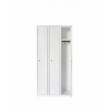 Van Esch Atlantis stalen locker SG3301 - wit
