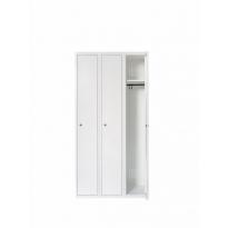 Van Esch Atlantis stalen locker SG3301 - wit