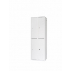 Van Esch Atlantis stalen locker SG2302 - wit