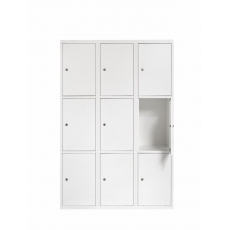 Van Esch Atlantis stalen locker SV3403 - wit