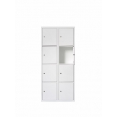 Van Esch Atlantis stalen locker SV2404 - wit