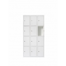 Van Esch Atlantis stalen locker SV3304 - wit