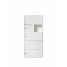 Van Esch Atlantis stalen locker SV2405 - wit
