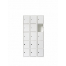 Van Esch Atlantis stalen locker SV3305 - wit