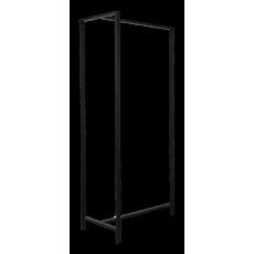 Van Esch Frame DV89 vrijstaand garderoberek - zwart