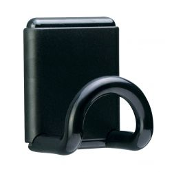 Unilux Fil magnetische kapstokhaak - zwart
