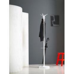 Van Esch Tertio Paladino+ garderobestandaard - wit