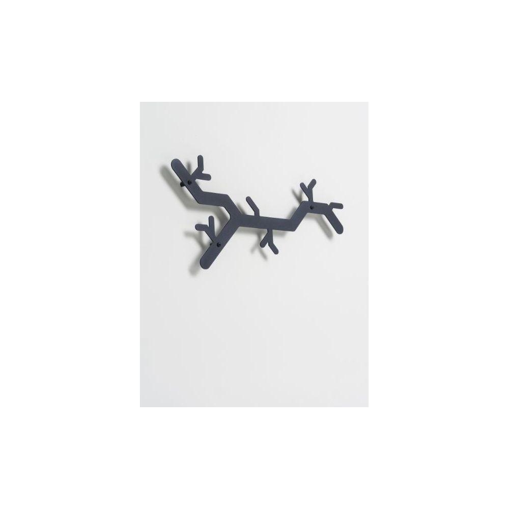 Van Esch Tree Hooked wandkapstok - Donkerblauw
