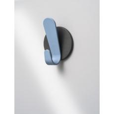 Van Esch Krok HJH Magnéfique magnetische jashaak - Lichtblauw