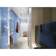Van Esch Slide vloer-plafond garderobe