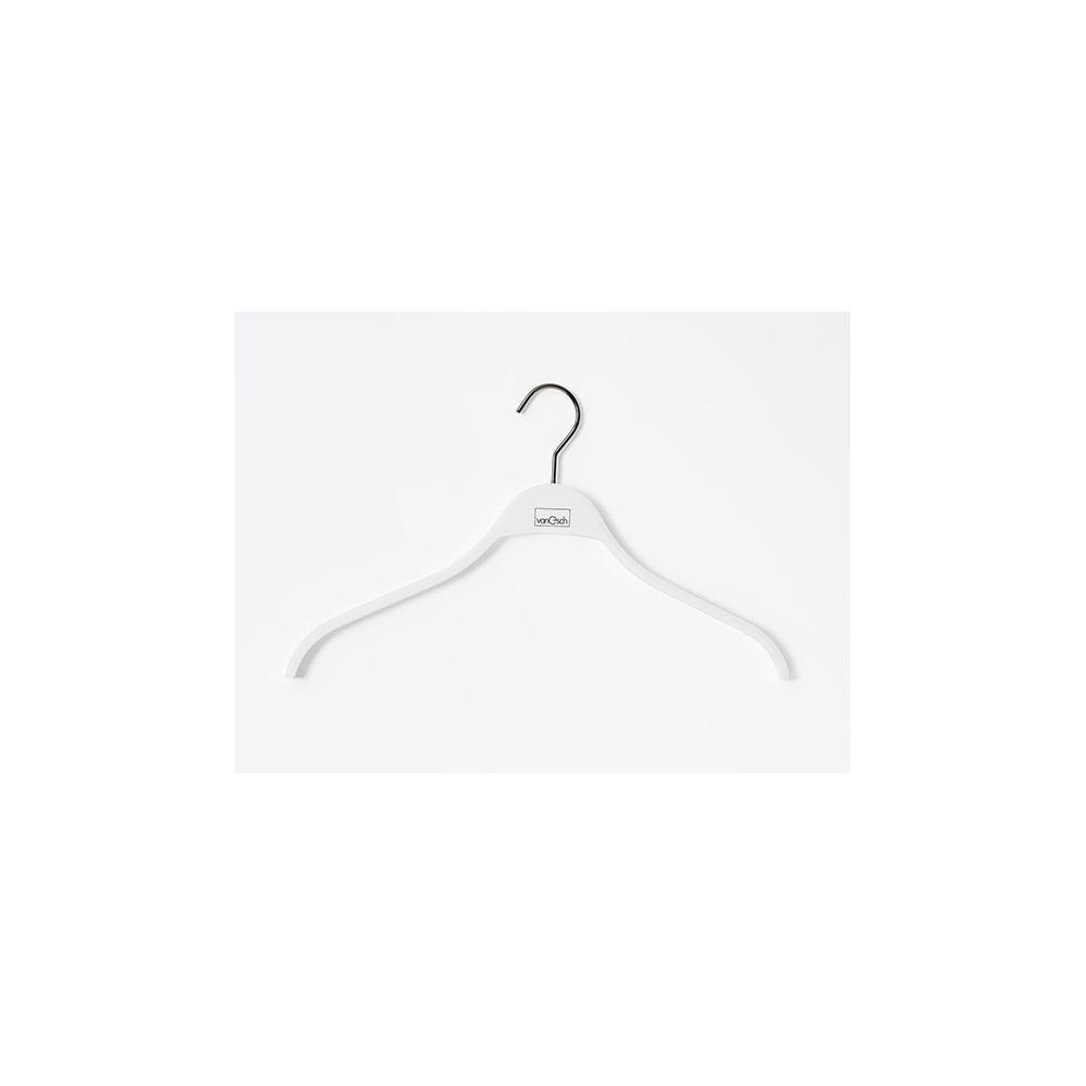 Van Esch kledinghanger Grip - wit (set 10 stuks)