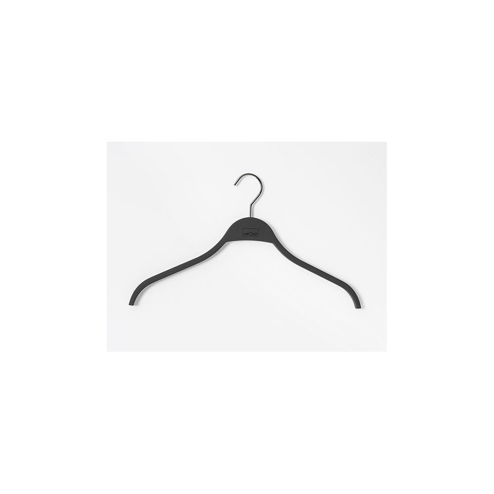 Van Esch kledinghanger Grip - zwart