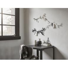 Van Esch Tree Hooked wandkapstok - Zwart